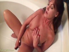 mature, masturbation, squirting, dildo,