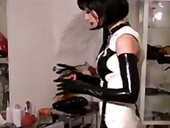 Xhamster Movie:Mistress latex and others have...