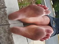 pov, foot fetish, fetish, mature,