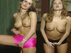 See: The russian twins (olg...