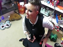 Christy mack bts fun preview