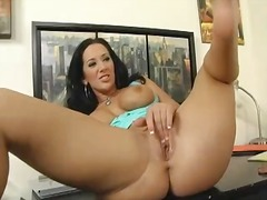 AlotPorn Movie:Jayden jaymes gets a serious f...