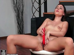 Alpha Porno - Solo small titty girl ...