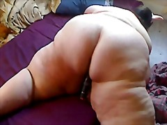 Ssbbw enjoying yoursel...