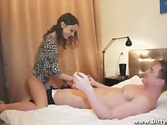 Redtube Movie:First courtesan experience pay...