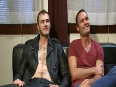 Ah-Me Movie:Tied up gay asshole fucked by ...