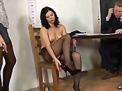 Young secretary's dirt... video