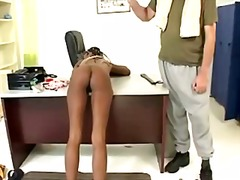 ebony, black, interracial