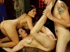 Couple smut honeys exp... video
