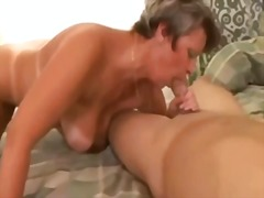 Xhamster Movie:Plump mom with saggy tits suck...