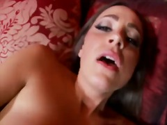Thumb: Abigail mac does strip...