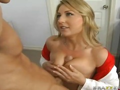 Hot doctor avy scott getting fucked by a patient