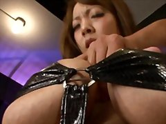Redtube Movie:Asian with monster big tits be...