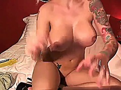 Xhamster - Blonde b wilde toys on...