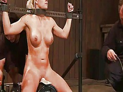Especially kinky lesbie sadism performance nearly christina carter and trina michaels