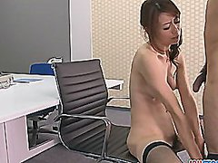 Redtube Movie:Japanese offce chick fucked ha...