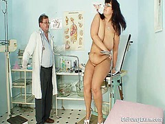glasses, speculum, mature,