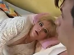 German grandma needs d... - Vporn