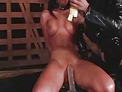 Ah-Me Movie:Young mistress punishing busty...