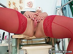 Dirty nurse vanesa mas...