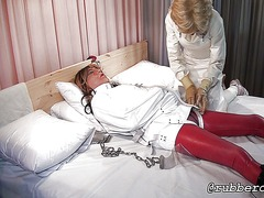 Xhamster Movie:Rubber mistress