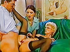 Sexy hot french mature... video