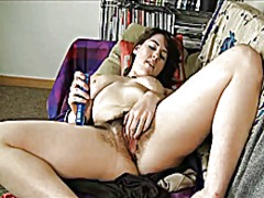 toy, milf, toys, masturbation, hairy,