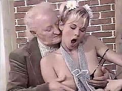 Ah-Me Movie:Granny piss 14