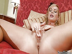 Silvia saint loses control after taking fi...