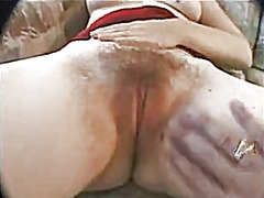 Xhamster Movie:Behaartes blondinchen...
