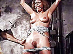 Xhamster Movie:Bound and gagged slut with nic...