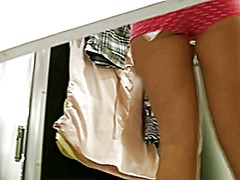 See: Girl in changing room