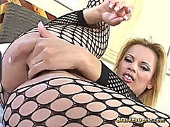 Keez Movies Movie:Brazilian sluts loving ass fis...
