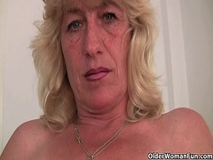 Thumb: British grandma gets f...