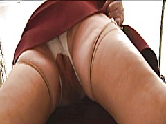 Hairy granny in crotchless... - 07:03