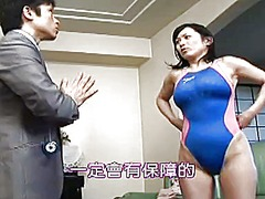 seduced, milf, asian, mom, tits,
