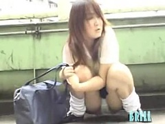 Voyeur Hit Movie:Jade Brill - BOMD-04 - Schoolg...