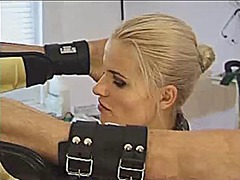 Thumb: Dominatrix toys in his...