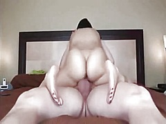 Private Home Clips Movie:Sex in front of the hidden liv...