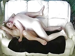 Private Home Clips Movie:Gagging on my long prick