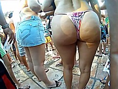 Xhamster Movie:Candid big asses selection - s...