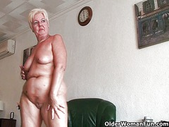 Xhamster Movie:64 year old and british granny...