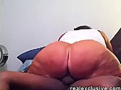 Big ass milf andrea riding my bbc