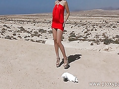 Vporn Movie:Proxy Paige At The Desert