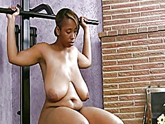 hairy, bbw, ebony, black,