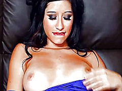 Babe mandy plays with ... preview