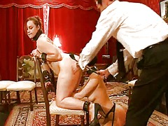 Yobt Movie:Bella rossi has the dick insid...