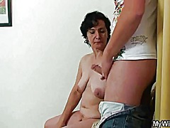 He bangs mom-in-law an... video