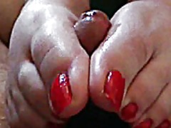 Xhamster Movie:Bbw shoejob and footjob