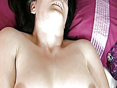 Thumb: Mother waking up horny...